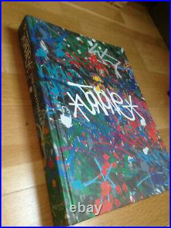 Jonone The Chronicles 2014 with drawing SOLD OUT